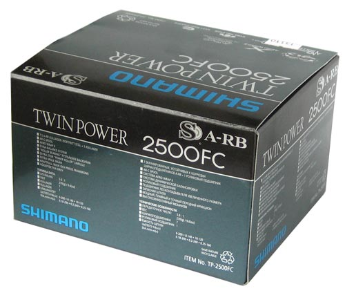Shimano Twin Power FC