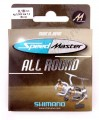 Shimano SpeedMaster Line All Round 150mt 0,18mm individual box
